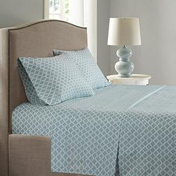 Smart Cool Bed Sheets Set - Microfiber Moisture Wicking Fabr