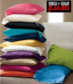 CYBER MONDAY DEAL 2 PC PILLOW CASES EGYPTIAN COTTON ALL SIZE