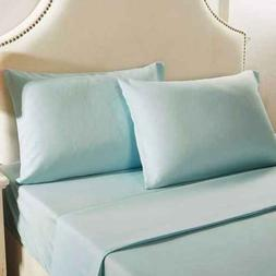 2PCS Pillowcase Pillow Case Cover Pillow Cover Protector Que