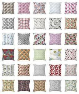 Spring Throw Pillow Cases Cushion Covers Home Decor 8 Sizes