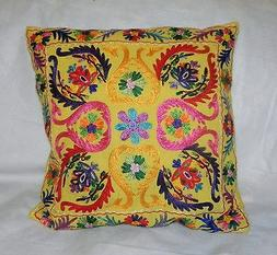 suzani pillow case ON SALE