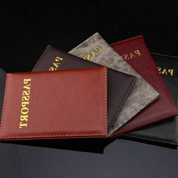 Travel Passport Cover Card & ID Holders Documents Pillow Cas