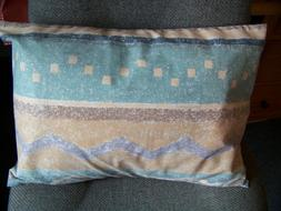TRAVEL SIZE PILLOW CASE  ENVELOPE STYLE  SOUTH WEST  FITS 14