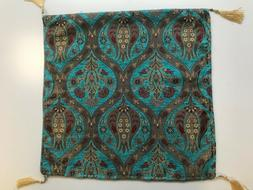 """TURKISH KILIM PILLOW CUSHION COVER CASE TRADITIONAL 17""""X17"""""""